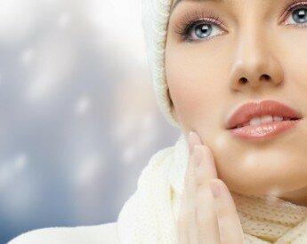 Способы защиты кожи от мороза