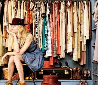 Мода в шкафу (о правильном наполнении гардероба)