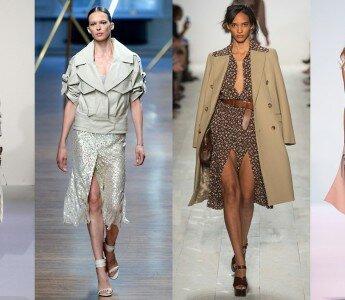 5 модных трендов с недели моды в Нью-Йорке