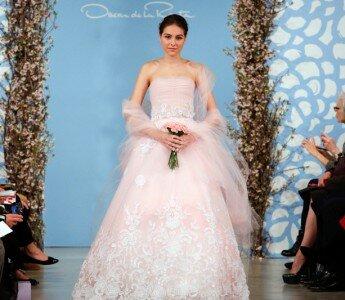 Лето 2014: свадебные тренды