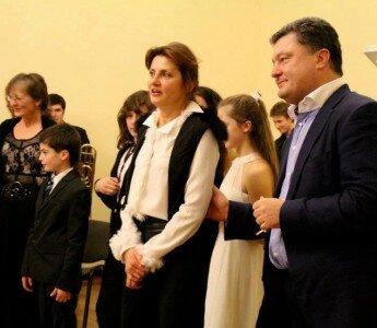 Марина Порошенко: женственная строгость