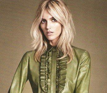 4 топ-модели для одной рекламной кампании Gucci