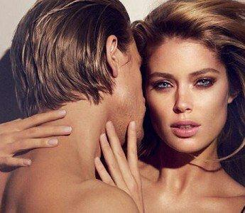 Даутцен Крез и Чарли Ханнэм  для Calvin Klein