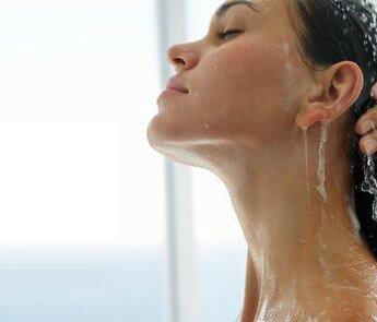 Правила мытья волос — лето