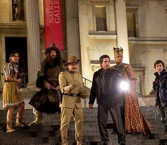 В ожидании премьеры: Ночь в музеи 3