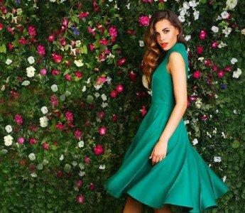 Купить модные и стильные платья в Интернет магазине