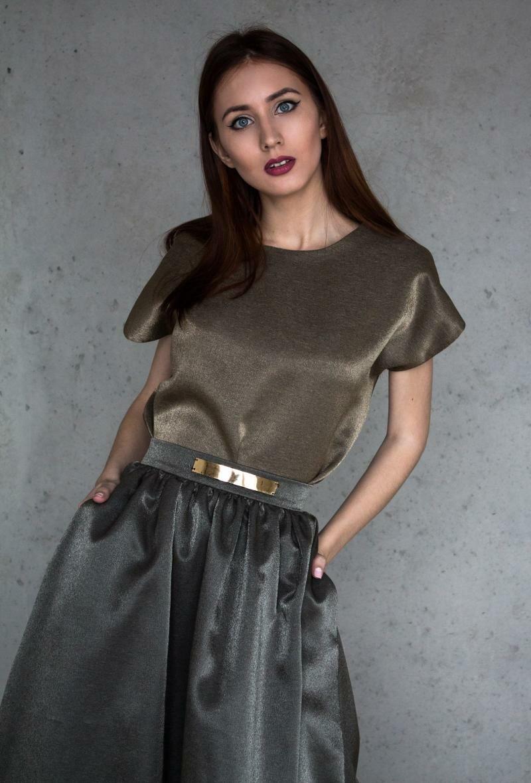 Блузка на вечер от Natalia Kravchenko купить