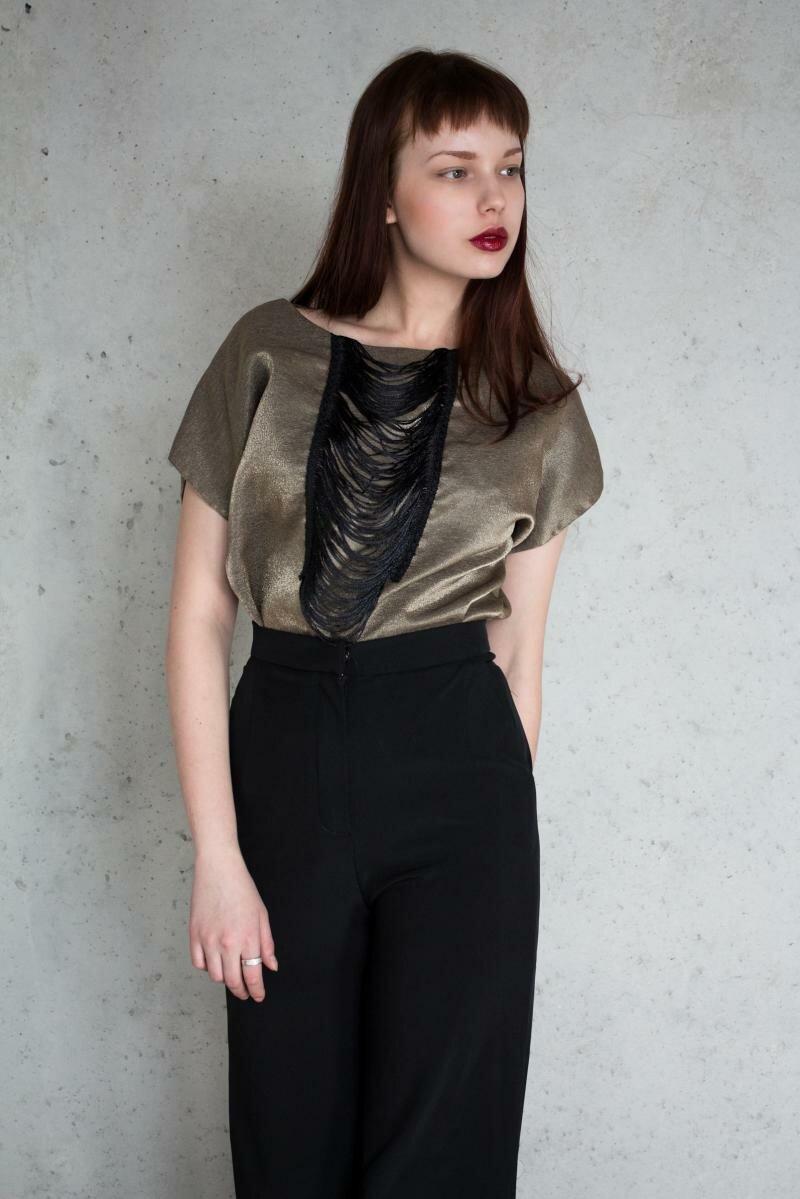 Нарядная блуза от Natalia Kravchenko купить