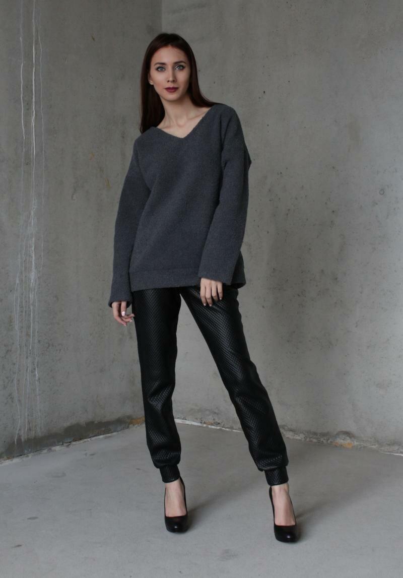 Трикотажные брюки женские от Natalia Kravchenko купить