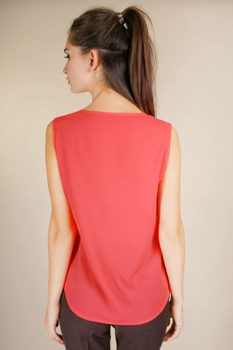 блуза с коротким рукавом классическая