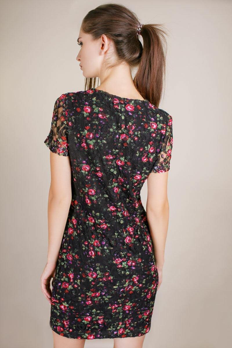 платье гипюровое фото