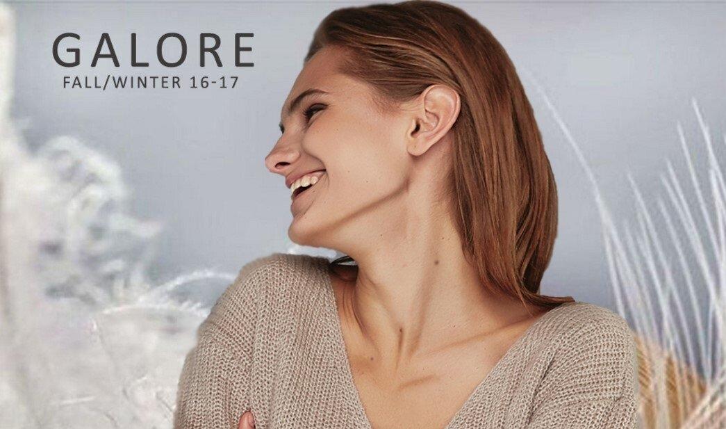 Украинский бренд Galore представил новую коллекцию Winter/Fall 16-17